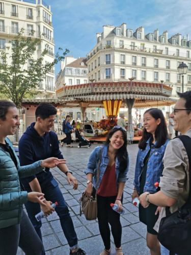 Gourmet tour Le marais 14.09.19 - 1