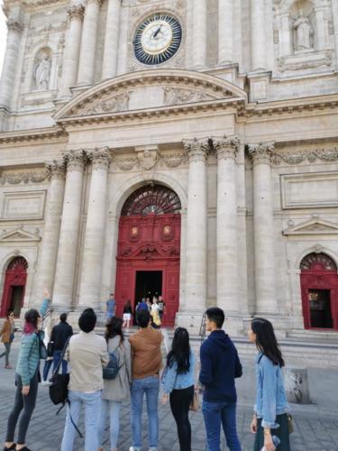 Gourmet tour Le marais 14.09.19 - 2