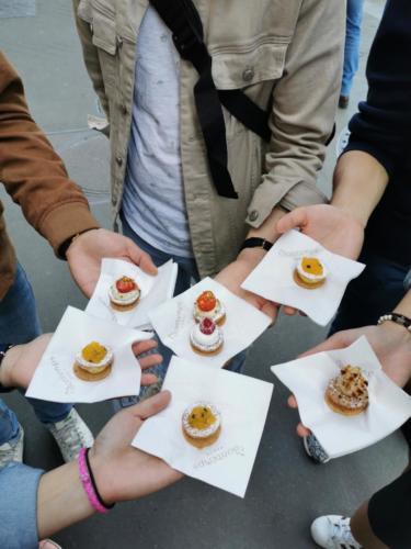 Gourmet tour Le marais 14.09.19 - 9