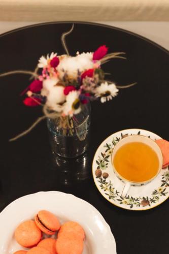 Tea Time chez Lili & Clo